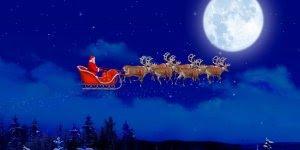 Natal 2017, confira como o Papai Noel esta trabalhando, um video fofo!