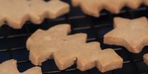 Receita de Cookies Natalinos, para enfeitar a sua ceia de Natal!