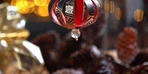 Tutorial de bolinha linda para árvore de Natal! Compartilhe com os amigos!!!