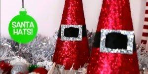 Vídeo com decorações de Natal para deixar sua casa linda, confira!!!