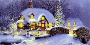 Vídeo com imagens de Natal, para você começar a entrar no clima natalino!