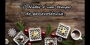 Vídeo com linda mensagem de Natal, espalhe carinho por onde for!!!