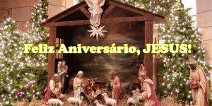 Vídeo de feliz aniversário Jesus, para compartilhar no Natal!