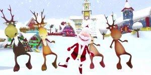 Vídeo de feliz natal animado, para enviar aos amigos do Whatsapp!