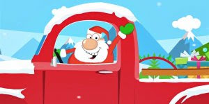 Vídeo de Feliz Natal para todos amigos do Facebook, tenham todos muita paz!!!