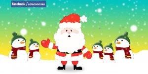 Vídeo de Natal com música Anoiteceu, uma das mais belas canções natalinas!