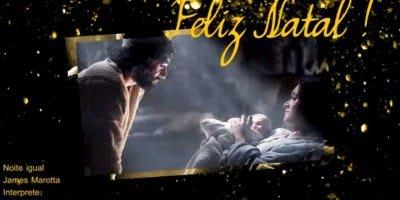 Video de natal com musica Noite Igual por Ladston Nascimento e cacau!