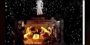 Vídeo de Natal Meu Menino Jesus, com interpretação de Roberto Carlos!