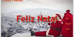 Vídeo de Natal para compartilhar no Facebook, com imagens natalinas!