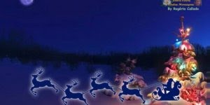 Vídeo para o Natal, com mensagem linda e música natalina!!!