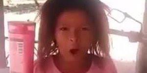 Vídeo de indireta sobre o que estava engordando era o Shampoo!