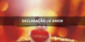 Declaração de amor para Facebook, declare o seu amor em público !
