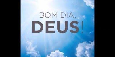 Bom Dia Deus! Nunca se esqueça que Deus esta com você em todos momentos!!!
