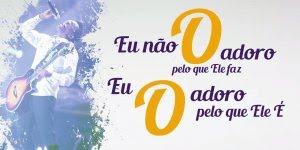 Deus é Deus com Delino Marçal, compartilhe em seu Facebook!