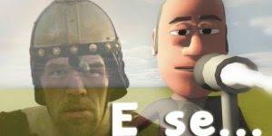 Musica E Se de Jeferson Pillar com video de animação, confira!