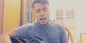 Musica Eu Cuido de Ti na voz de Rafael Castro, lindo cover!