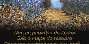 Musica Gospel O Mapa do Tesouro na voz de Gisele Nascimento!