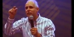 Pastor Claudio Duarte falando sobre os pequenos milagres do dia a dia!!!