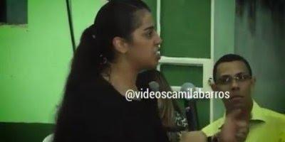 Pregação maravilhosa de Camila Barros, de o valor certo para sua oração!!!