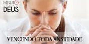 Vencendo toda a ansiedade com a ajuda de Deus, envie para seus amigos!