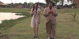 Video com musica gospel Deus é por mim - Otoniel e Tatiane!