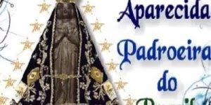 12 De Outubro Dia de Nossa Senhora Aparecida, que Ela abençoe todos nós!!!