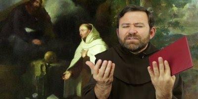 Como encontrar o tesouro escondido com São João da Cruz? Frei Claudiano Lima!