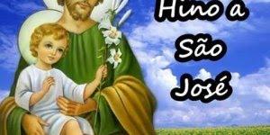 Lindo Hino de São José! Compartilhe com todos seus amigos e amigas!!!