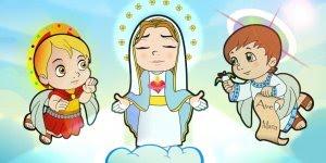 Mãezinha do céu - Com desenhos e vozes de crianças, confira!