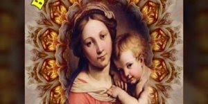 Mensagem de Boa Noite com nossa Mãe Santíssima, que seu lar seja abençoado!!!