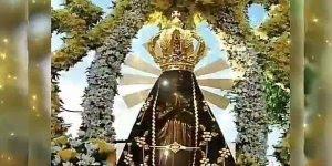 Mensagem de Nossa Senhora de Aparecida, se você é devoto, compartilhe!