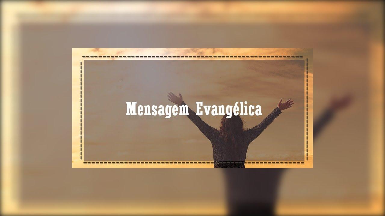 Mensagem evangélica para aqueles dias em que nem tudo vai bem...