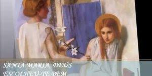 Musica para Maria, a mãe de Jesus, compartilhe com seus amigos!