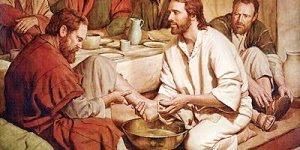 O lava pés do evangelho, para compartilhar com os amigos do Facebook!