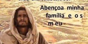 Oração a Jesus Cristo, para compartilhar no Facebook e rezar com os amigos!