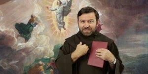 Transfiguração de Jesus e os discípulos - Frei Claudiano de Aragão Lima!