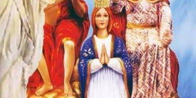 Vídeo com imagem do Divino Pais Eterno, que seu lar seja abençoado por Deus!!!