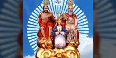 Vídeo com imagens do Divino Pai Eterno para abençoar sua semana!!!