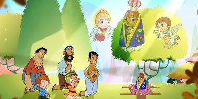 Vídeo com linda homenagem a Nossa Senhora Aparecida, vale a pena conferir!!!