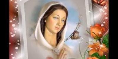 Vídeo com lindas imagens de Nossa Senhora Rosa Mística, rogai por todos nós!!!
