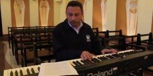 Vídeo com música Nossa Senhora Aparecida Vosso Olhar, para compartilhar!