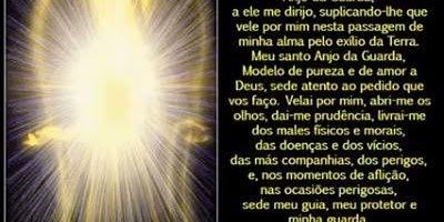 Vídeo com Oração ao Anjo da Guarda, compartilhe com todos amigos e amigas!!!