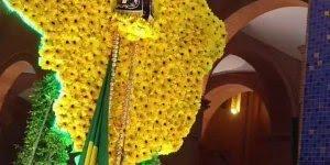 Vídeo de Nossa Senhora Aparecida Padroeira do Brasil! Que imagem linda!!!