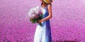Arte de pintar quadros, simplesmente magnifico, lindo demais!!!