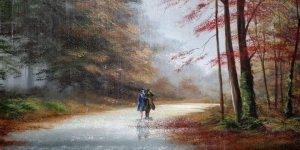 Arte de pintar quadros, uma arte que nos hipnotiza de forma unica!!!