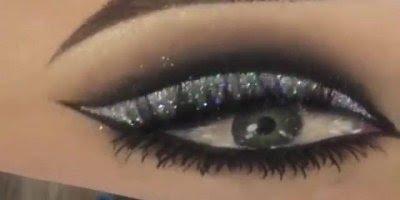 Olho 3D desenhado em braço, o resultado é muito lindo, confira!