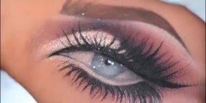 Olho de mulher desenhado na mão, o resultado é chocante, confira!