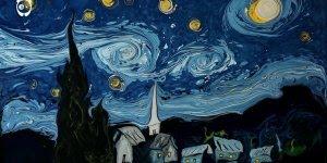 Pintura feita na água, veja até o final e se surpreenda...