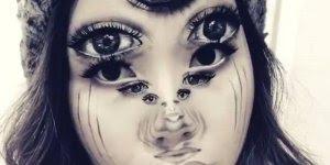 Pinturas de rostos que vão bugar o seu cérebro, muito legal!