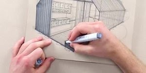 Técnica em desenho de designer impressiona, veja o video e descubra o motivo!